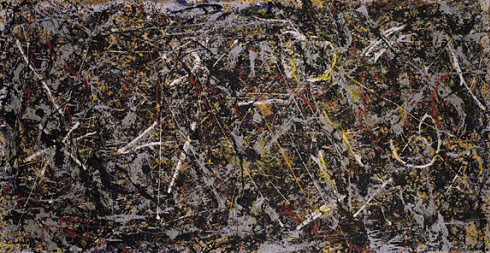 Jackson Pollock, Alchemy, 1947