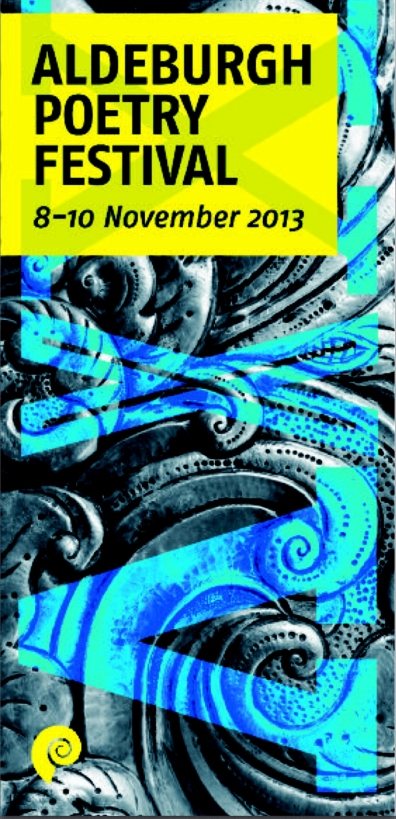 The Aldeburgh Poetry Festival 2013 Programme