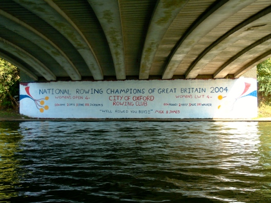 City of Oxford Rowing Club National Champions (Photo credit: johnfield1)