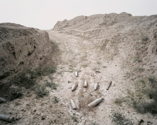 Valley Afghanistan 2002 (Photo credit - Paul Seawright - used with permission)