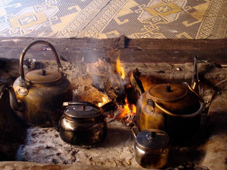 Bedouin camp (Photo credit: Susanne Koch)