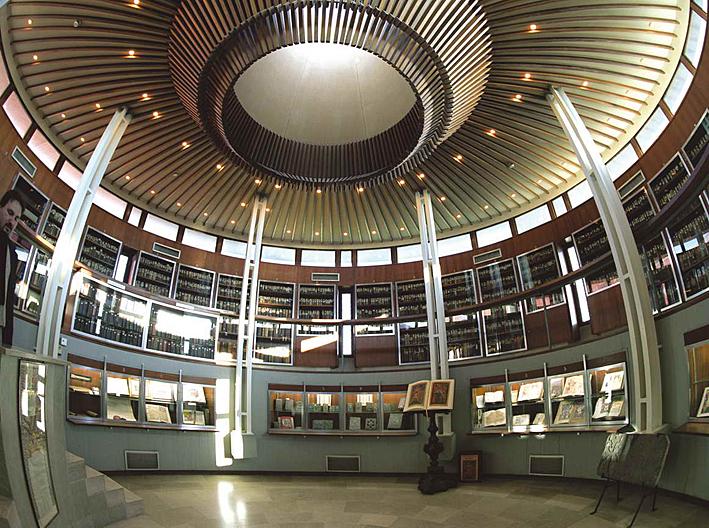 San Lazzaro degli Armeni - Biblioteca dei manoscritti