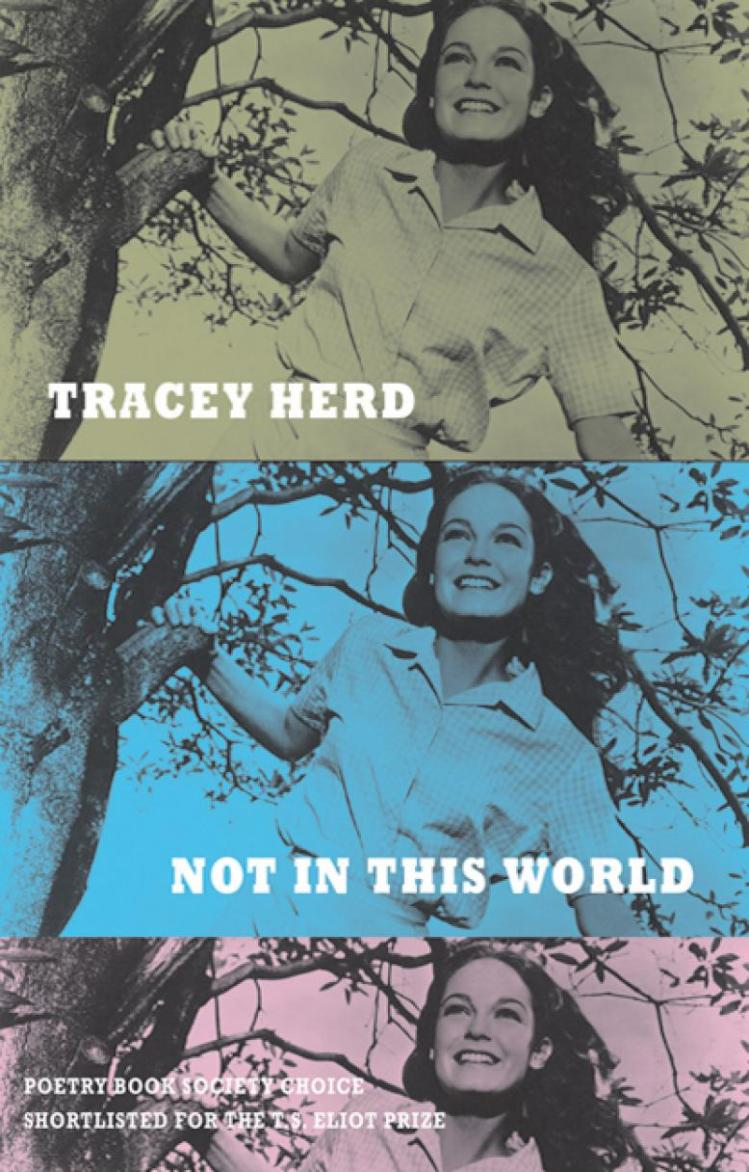 Tracey Herd, Not in this World (Bloodaxe Books, 2015)