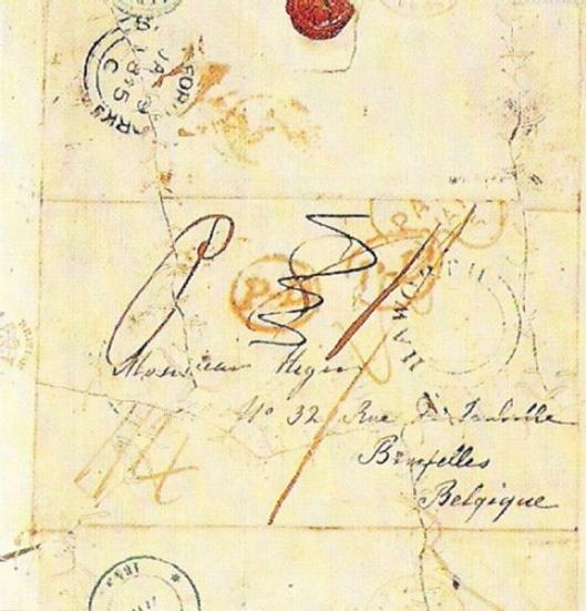 Heger letter
