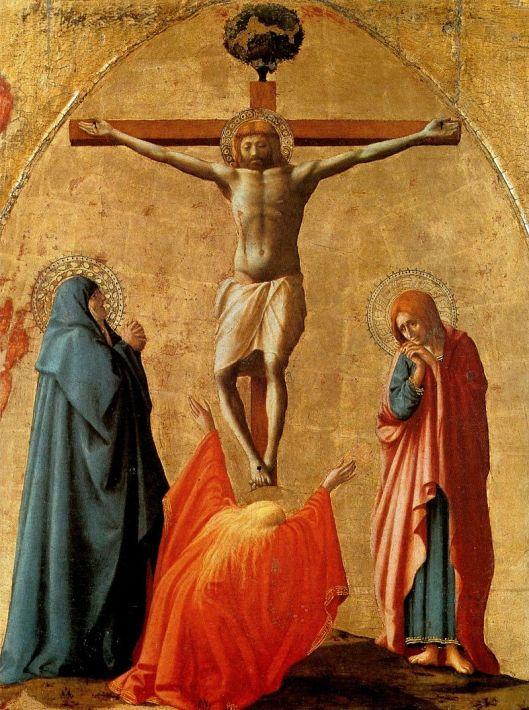 Crucifix Masaccio